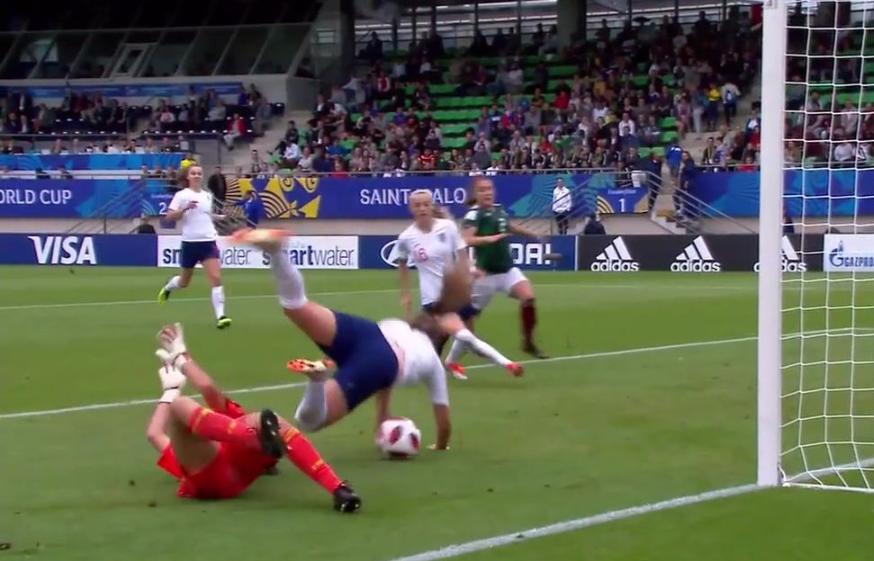 [Video] Gol 'Luar Biasa' Dijaringkan di Piala Dunia Wanita B-20 2018