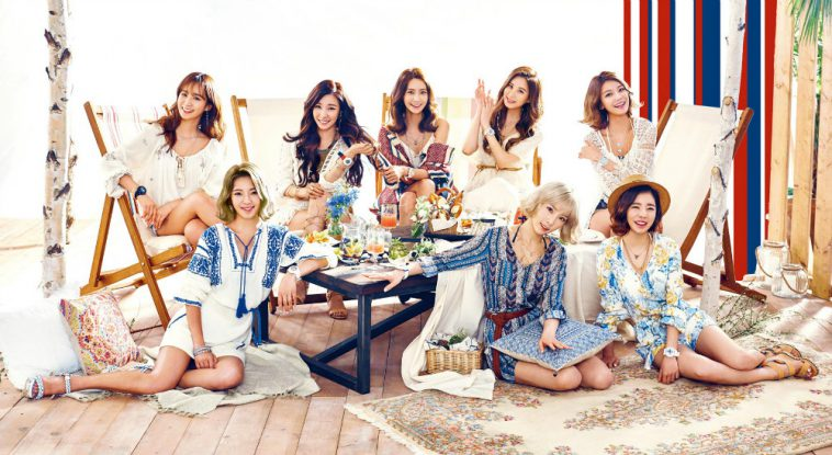 Happy Anniversary Girls' Generation!