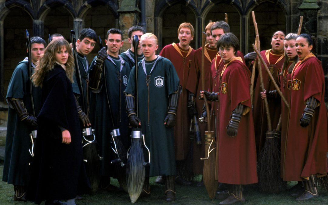 Jadi, Sukan Quidditch Benar-Benar Wujud?