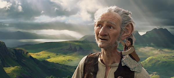 The BFG: A Text-Film Pair Review