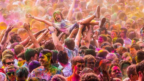 Festival All Around The World: Number 3 Will Make You Drenched Wet!