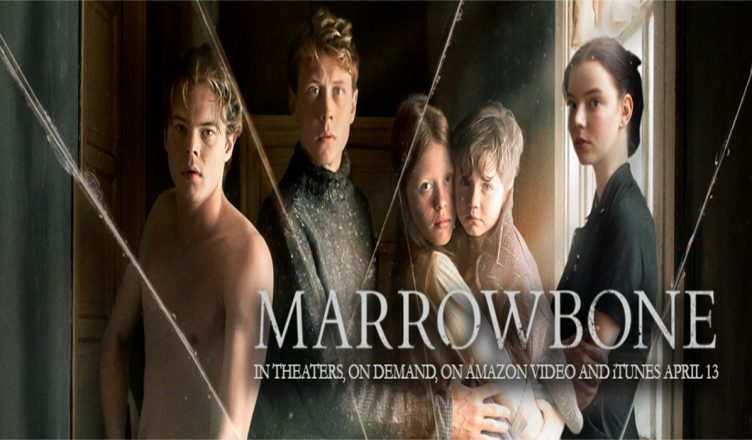 Movie Review: Marrowbone