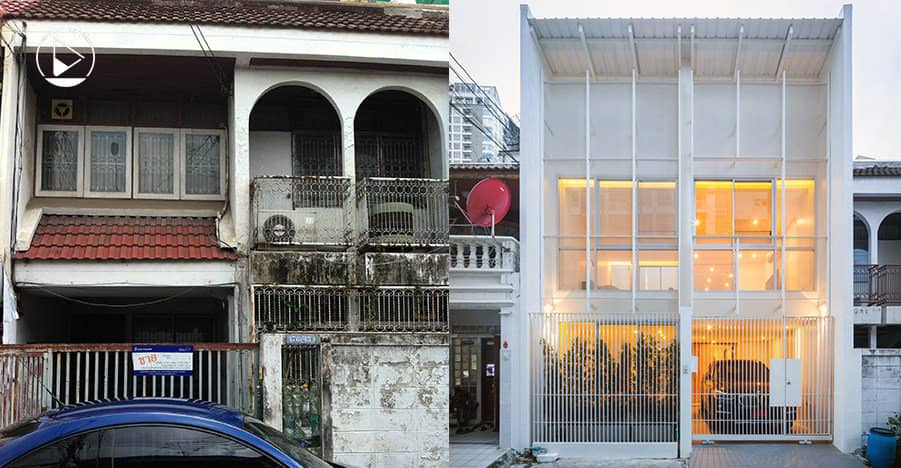 Decorate Your House: Huge Transformation From An Abandon Double-Storey Terrace House Into White Sleek Home!