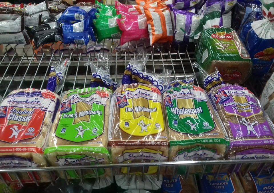 Anda Tahu Apa Maksud Di Sebalik Kod Tag Yang Terdapat Pada Bungkusan Roti?