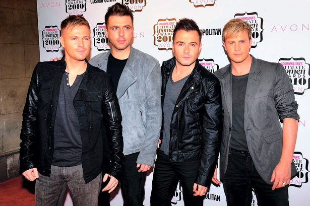 Westlife Getting Back Together For New Music