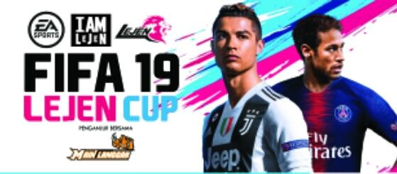 Lejen Open Day 2018: Pertandingan FIFA 19 Lejen Cup