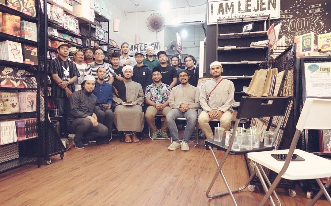 Sempena Maulidur Rasul Ini Lejen Press Menganjurkan Program Tausiyah Padu Bersama Habib Muhammad Haykal Al-Khaneman