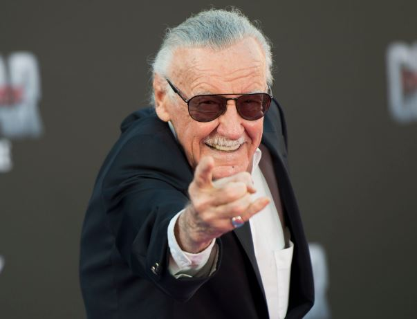 Goodbye, Stan Lee