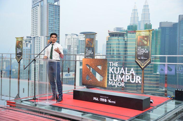 Malaysia Akan Terus Memperhebatkan Lagi Pertandingan E-Sukan  -Syed Saddiq