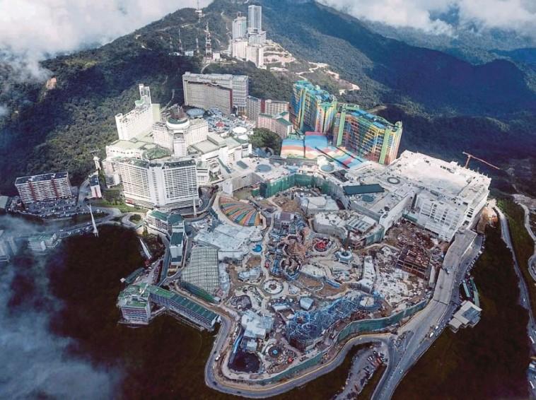 Walt Disney Disaman Oleh Genting Malaysia Bhd Kerana Mungkir Janji