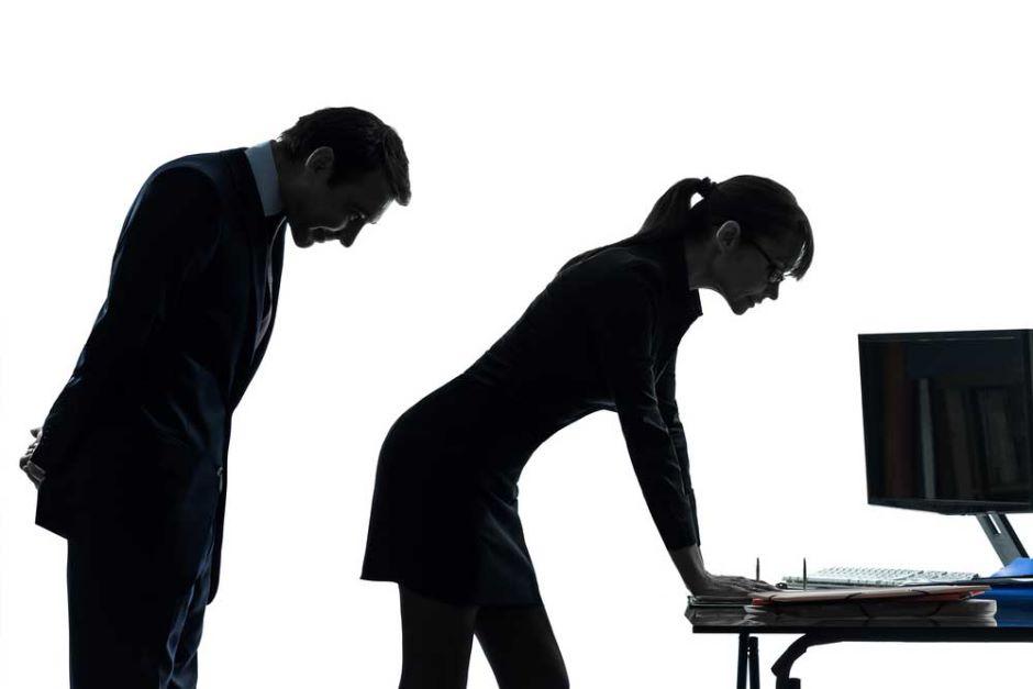 Hentikan Gangguan Seksual Di Tempat Kerja