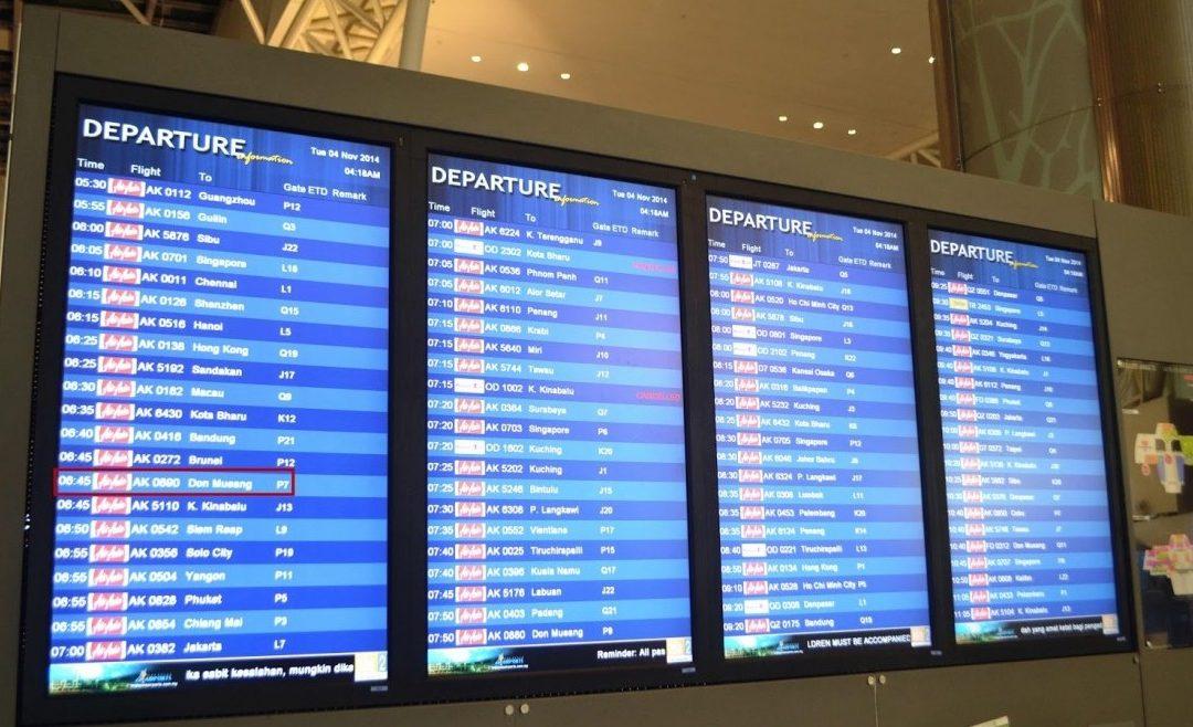KLIA Sertai Kempen 'Silent Airport', Tiada Lagi Pengumuman Di Lapangan Terbang