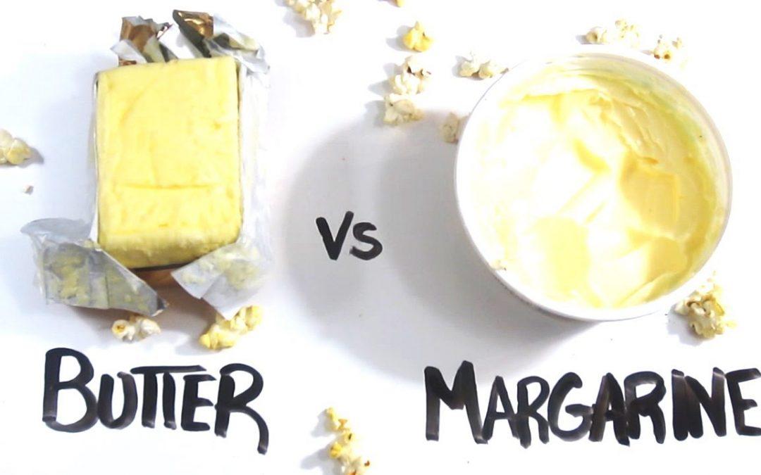 Nampak Sama Namun Ini Perbezaan Antara Marjerin Dan Butter Yang Ramai Tidak Tahu